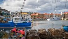 Victoria Dock, Hobart