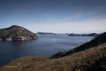 Port Davey from Mt Milner