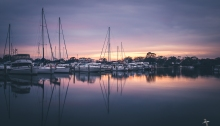 Gippsland Lakes Sunrise