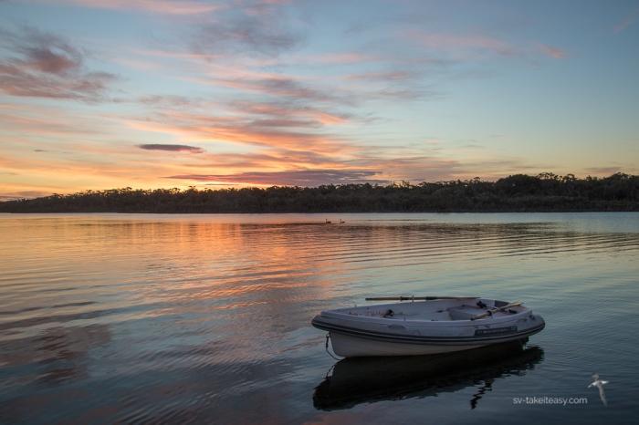 Gippsland Lakes -4897