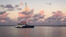 Catamaran Take It Easy