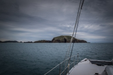 Approaching Island Head Creek