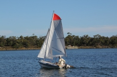 Walker Bay Sailing Dinghy