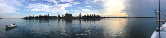 Port Macquarie Pano