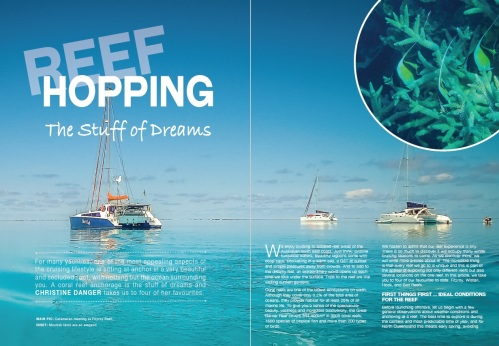 Title Reef Hopping