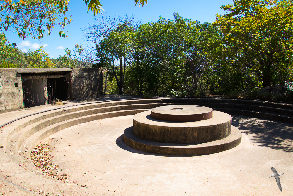 Gun Emplacement, Magnetic Is