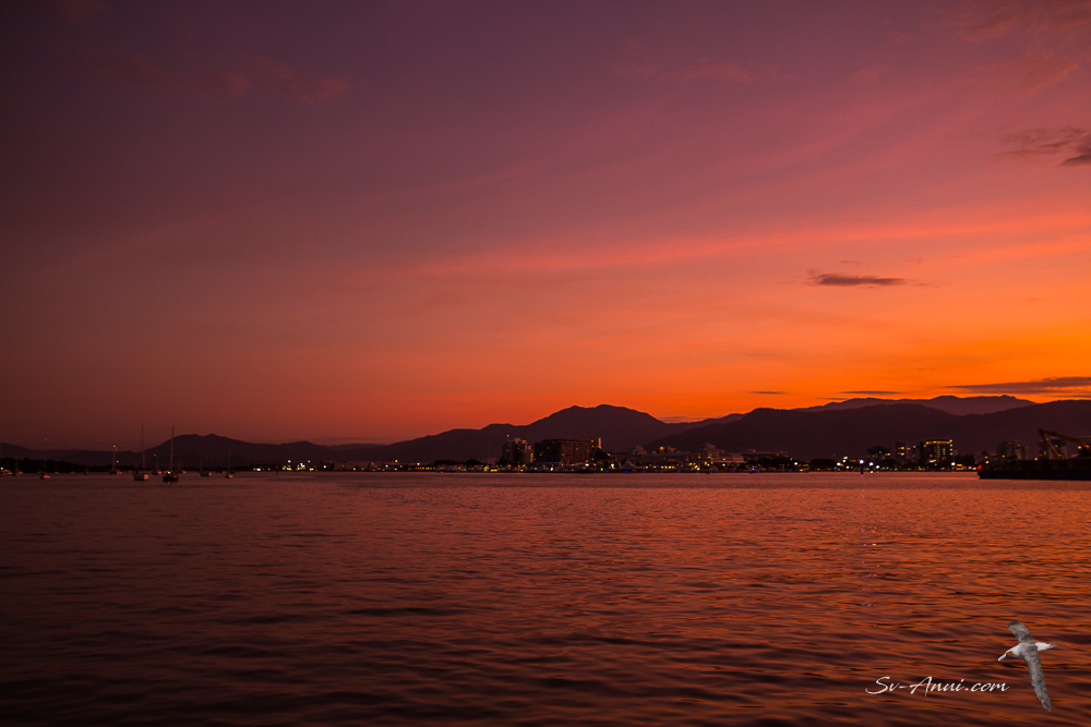 Cairns Sunset