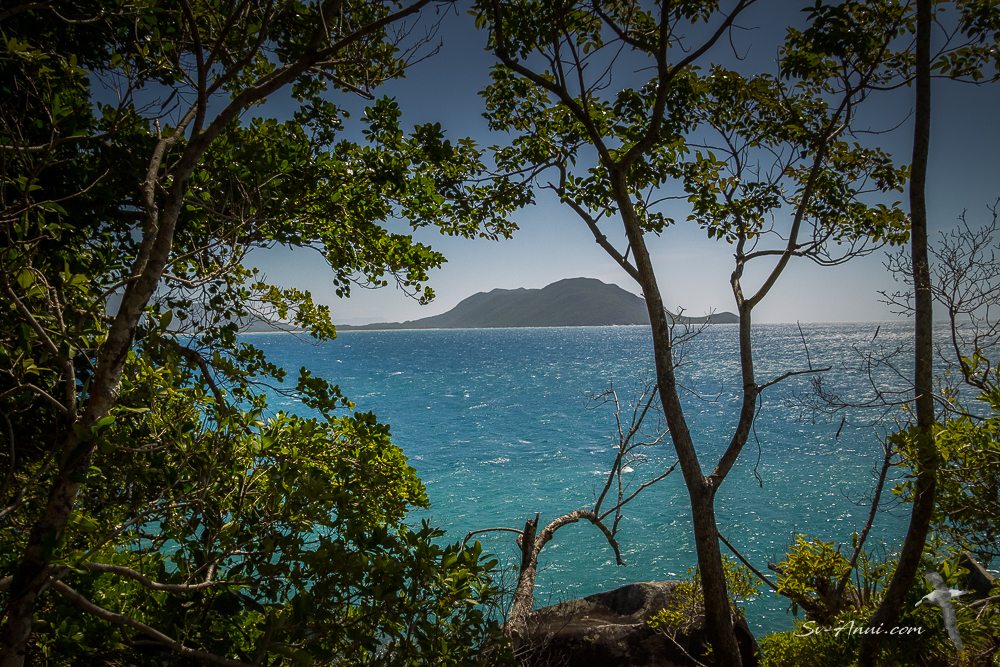 Cape Grafton from Fitzroy Island