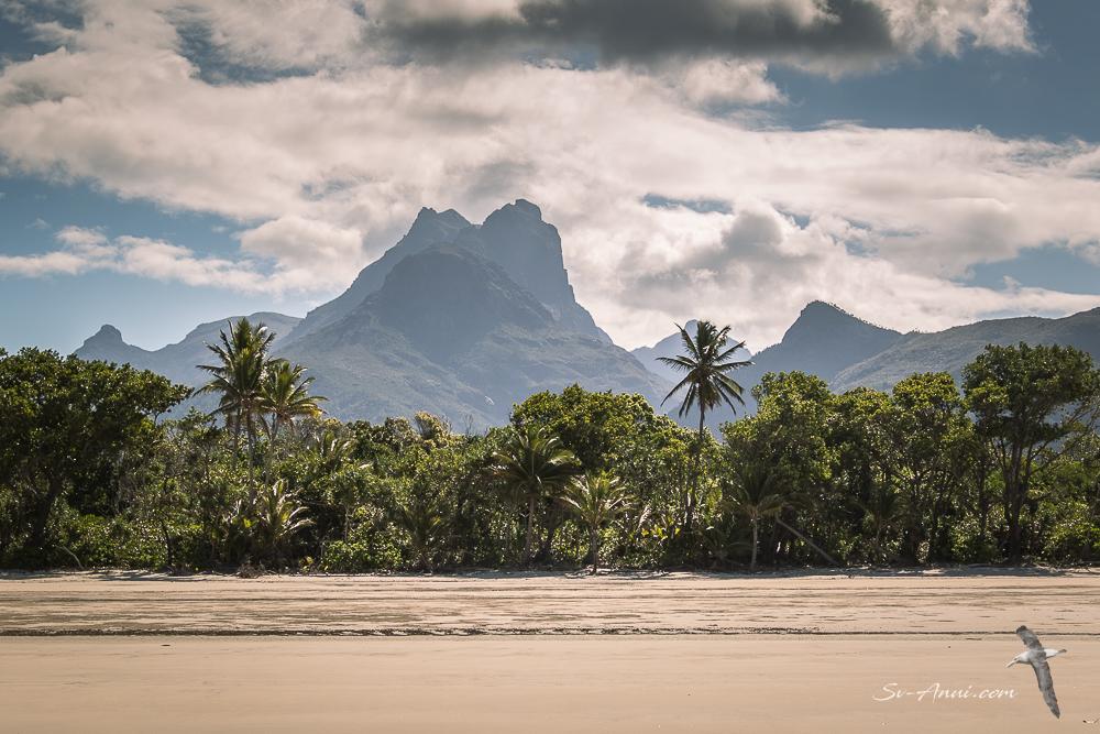 Hinchinbrook Island Peaks