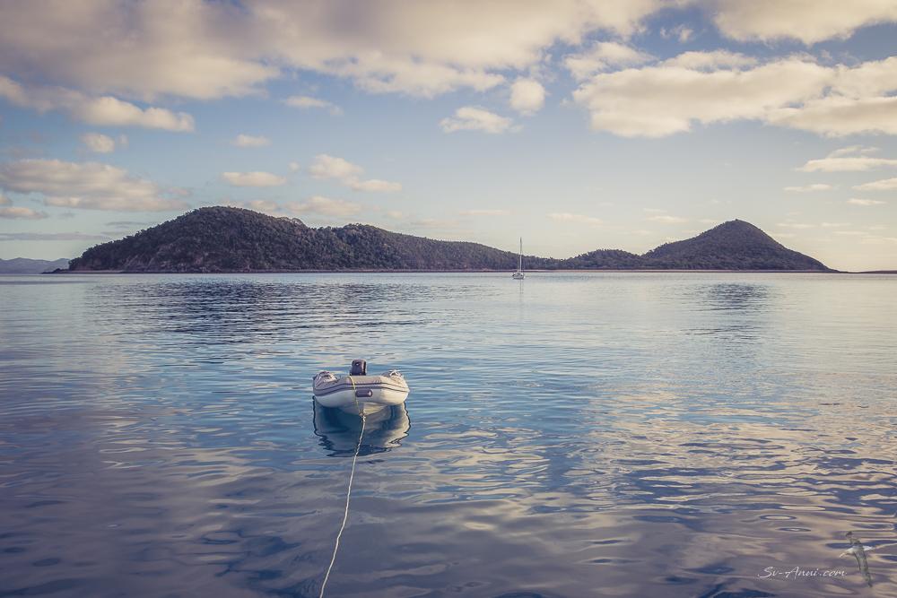 Boat Port, Lindeman Island