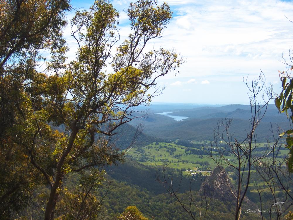 Binna Burra valley Views